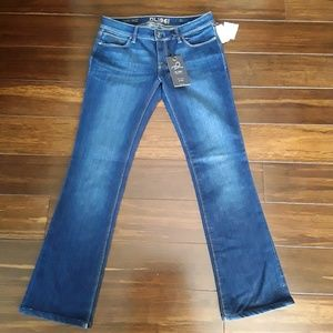 DL1961 Cindy slim boot cut jeans, Size 29, NWT
